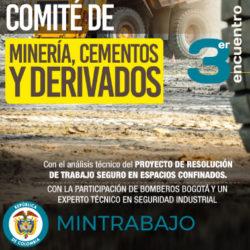 Comite de Mineria, cementos y derivados